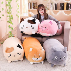 HUGPALS 2.0 - Soft, Squishy Animal Plush Toys