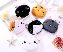 KITTYKAT Cute Kitty Coin Purse
