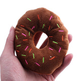 Colorful and Tasty Looking Donut Chew Toy