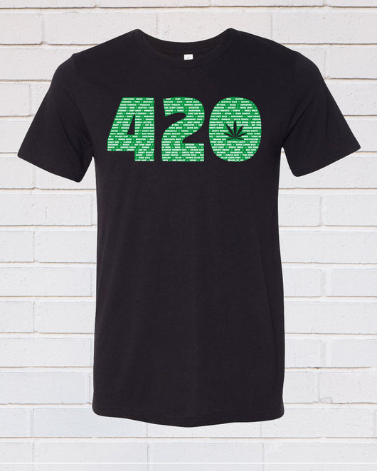 420 Graphic Tee 2018