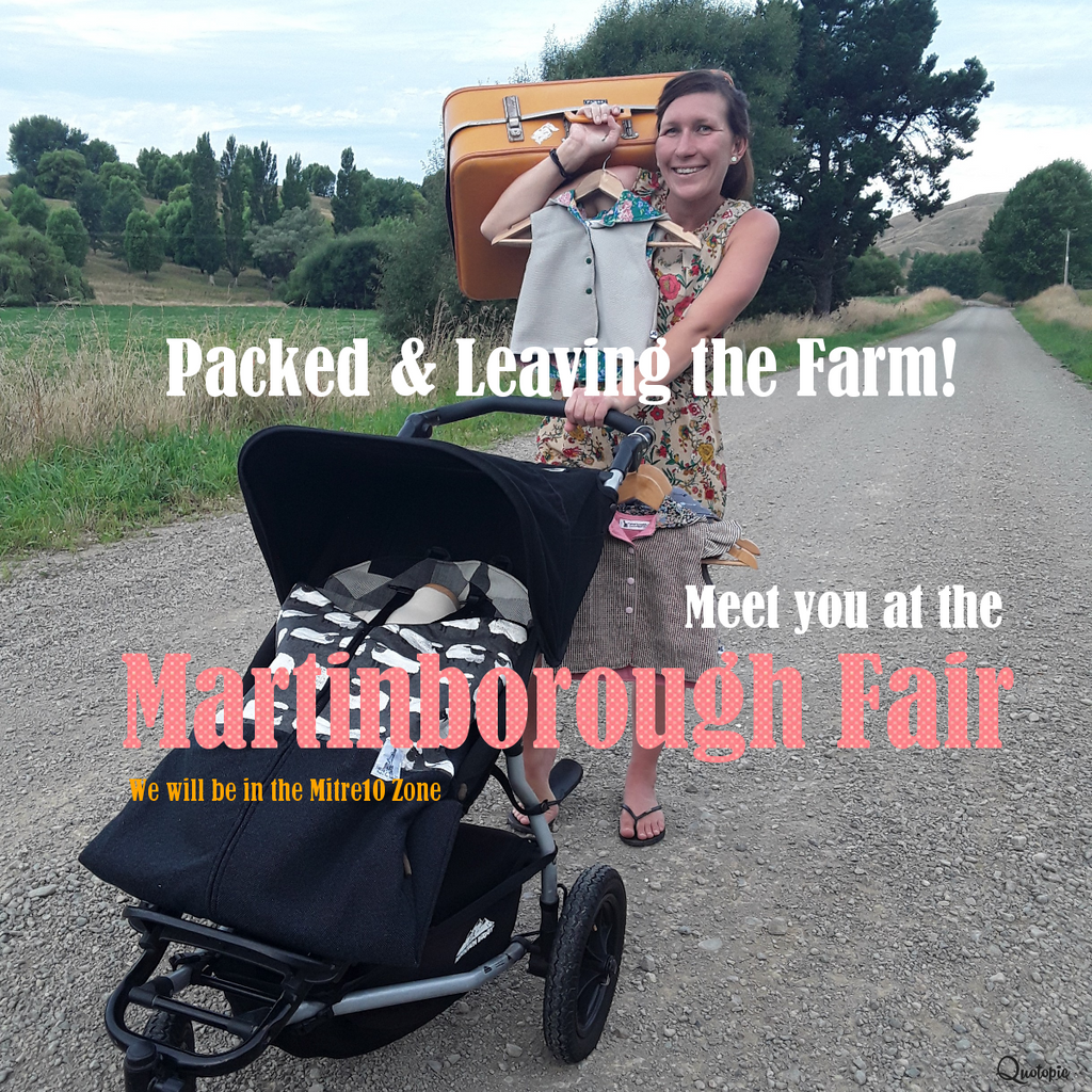 Martinborough Fair 2018