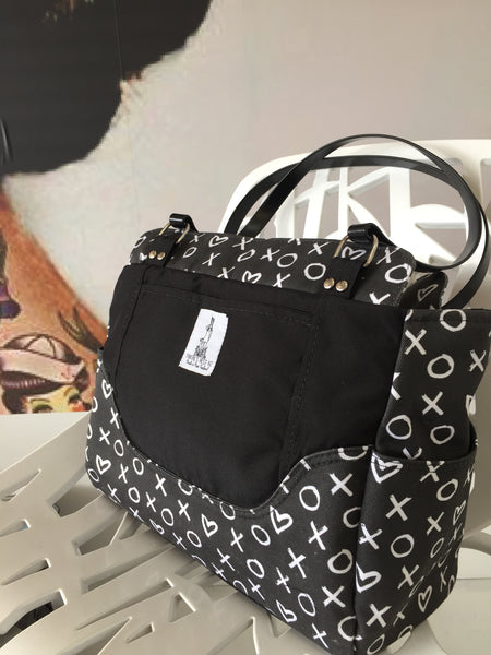 Nappy Bag/Hand Bag - XOX