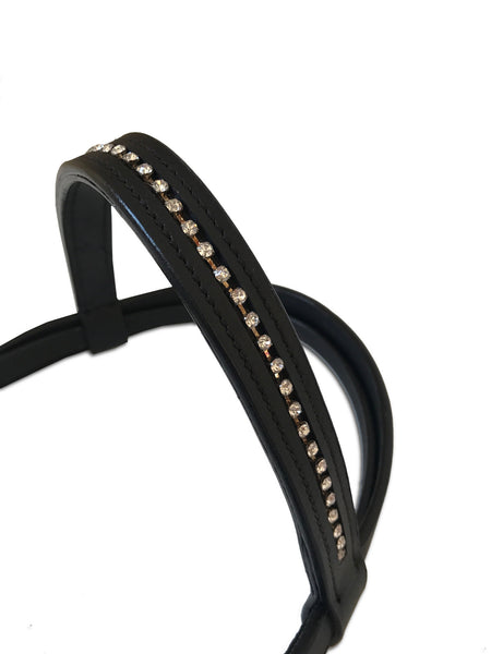 Equestrian Horse Product. Leather Bridle