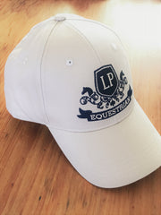 LP Horse Riding Cap (Velcros clasp)