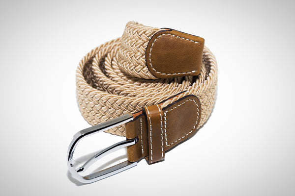 Woven Stretch Belt