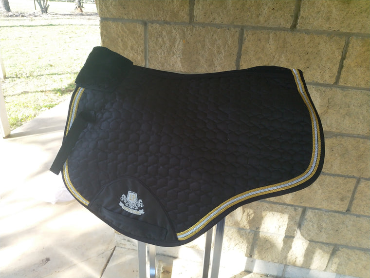 LP Deluxe Jump Saddle Pad