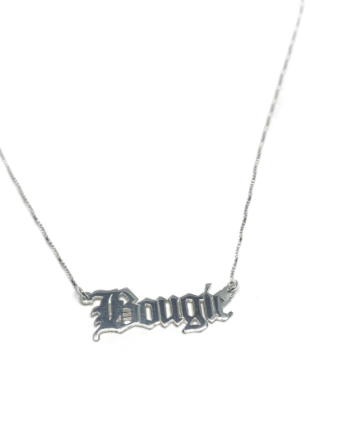 Bougie Necklace