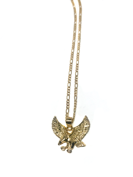 Fly Eagle Necklace
