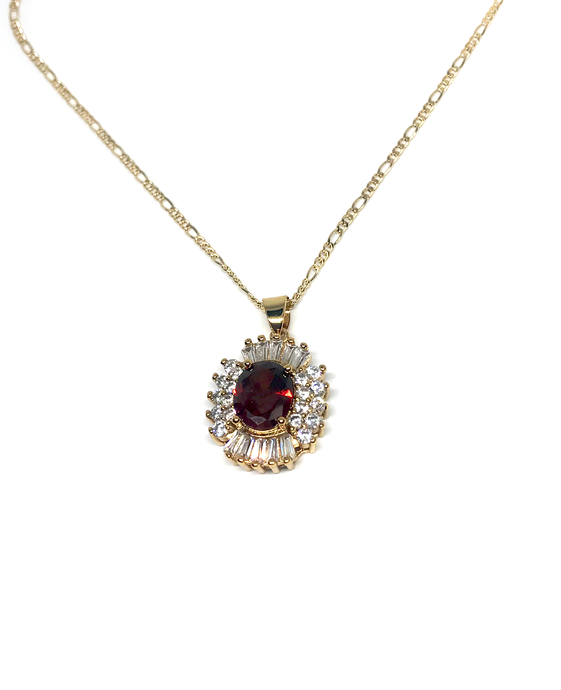 Gabriella Pendant Necklace