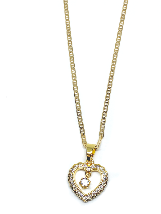 90s Love Necklace