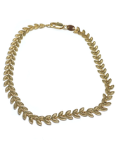 "10"" Anklet XI"