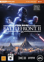 Star Wars: Battlefront 2 announced