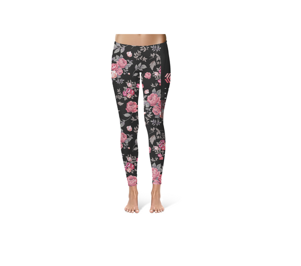 "Meta Threads ""Blossom"" Leggings"