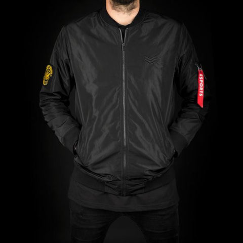 "Meta Threads ""Sly"" Bomber Jacket"