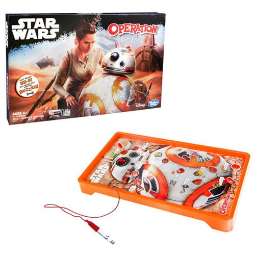 Operation Star Wars Edition - Feat BB-8