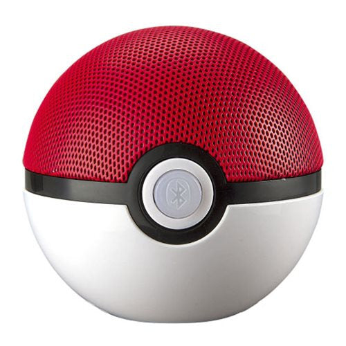 Pokemon Poke Ball Bluetooth Speaker
