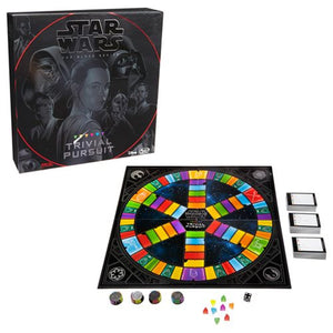 Trivial Pursuit Star Wars: The Black Series Edition