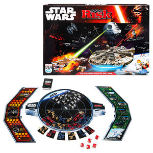 Risk Star Wars: The Force Awakens