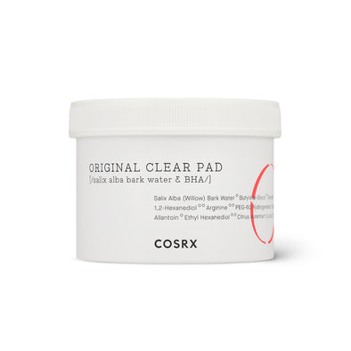 Cosrx One Step Original Clear Pad product