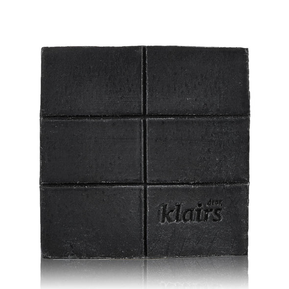 Dear, Klairs Gentle Black Sugar Charcoal Soap product