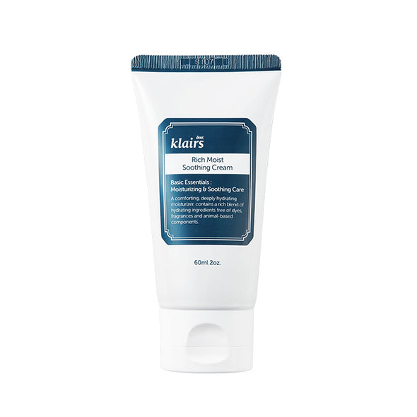 Dear, Klairs Rich Moist Soothing Cream product
