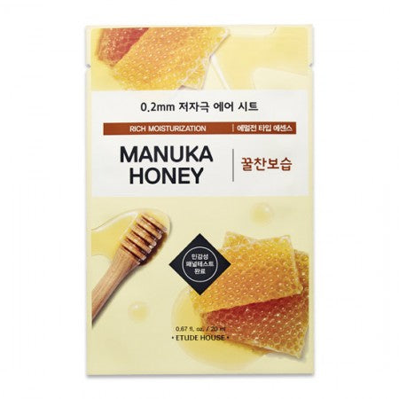 Etude House 0.2 Therapy Air Mask Manuka Honey product