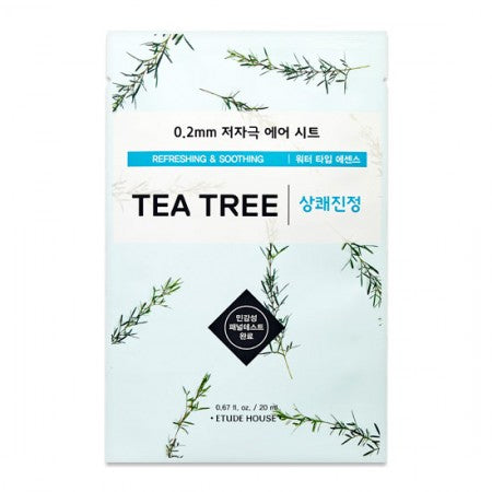 Etude House - 0.2 Therapy Air Mask Tea Tree product