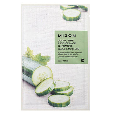 Mizon Joyful Time Essence Mask - Cucumber product
