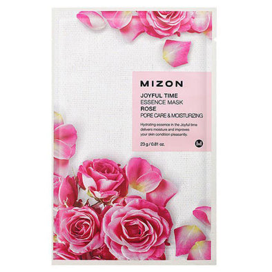 Mizon Joyful Time Essence Mask - Rose product