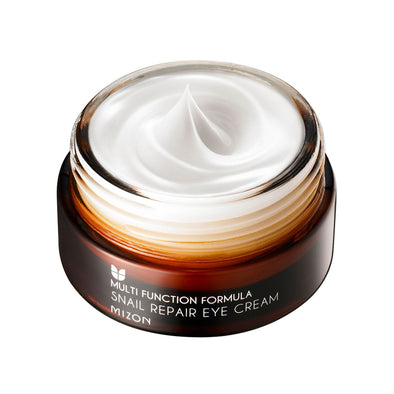 Mizon Snail Repair Eye Cream open product