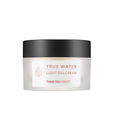 THANK YOU FARMER True Water Light Gel Cream