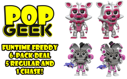 Funko POP! FunTime Freddy 6-Pack Deal ***Pre-Order***