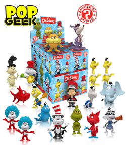 Funko MYSTERY MINIS Dr Seuss Case Deal ***Pre-Order***