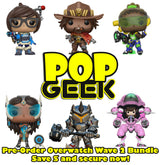 Funko POP! Overwatch Wave 2 Bundle ***Pre-Order***