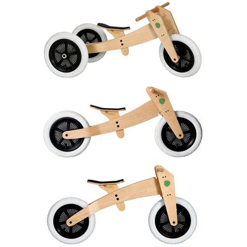 WISHBONE BIKE 3-IN-1 WOOD