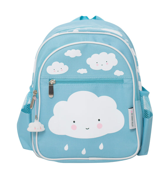 BACKPACK - blue cloud