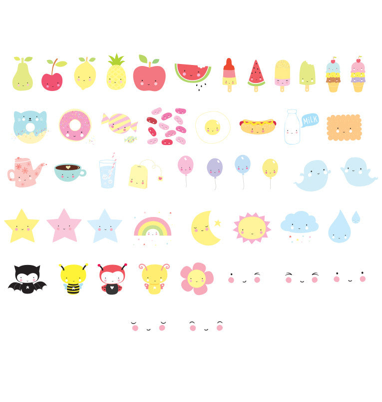 LIGHTBOX -  kawaii set