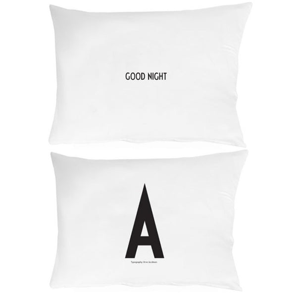 PERSONAL PILLOWCASE A-Z