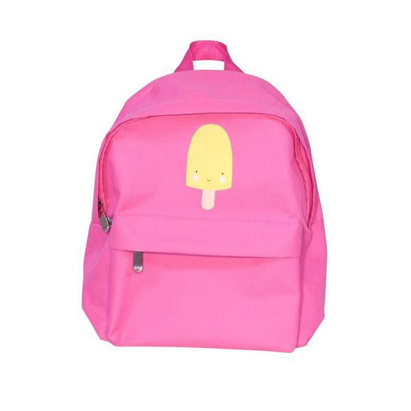 BACKPACK - pink ice cream