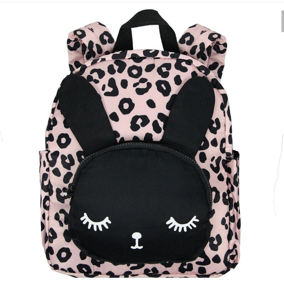 BACKPACK - bunny leopard