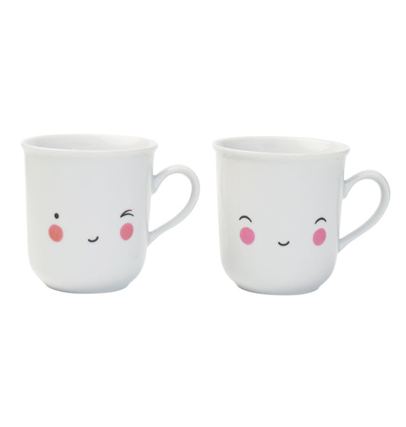 THIRS-TEA CUPS - happy