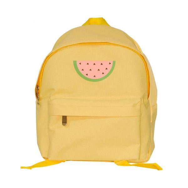 BACKPACK - yellow watermelon