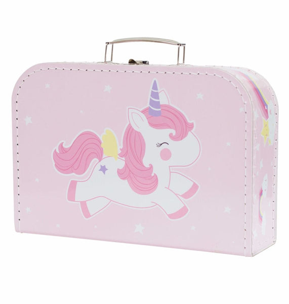 SUITCASE - baby unicorn