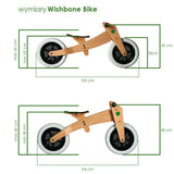 WISHBONE BIKE 2-IN-1 WOOD
