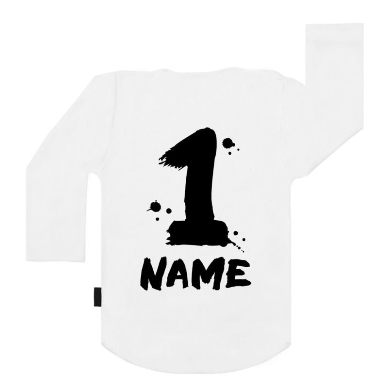 T SHIRT - personalized birthday