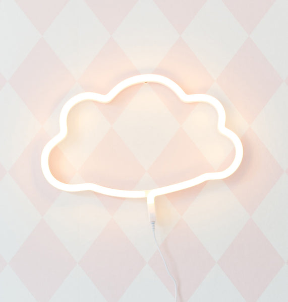 NEON LIGHTS - cloud