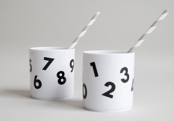 NUMBERS CUP