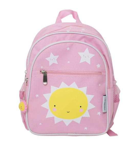 BACKPACK - pink sunshine
