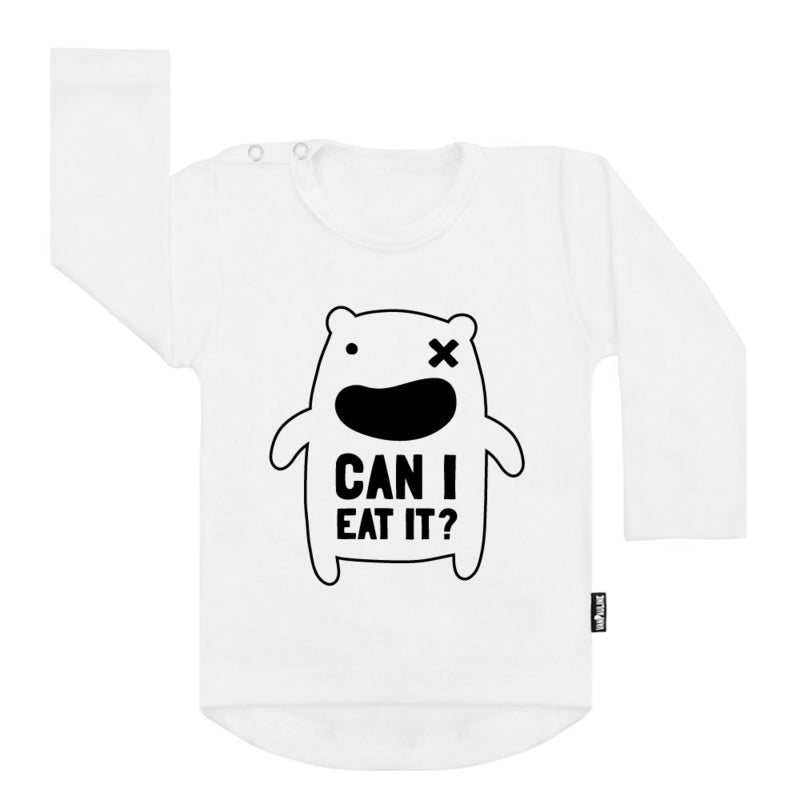 T SHIRT - can i eat it