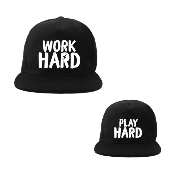 HATS - work hard play hard